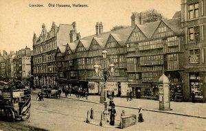 UK - England, London. Old Houses, Holborn