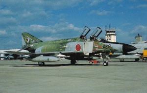 Mitsubishi F-4EJ Phantom
