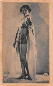 Lady with Shall Glamour Mutoscope Unused