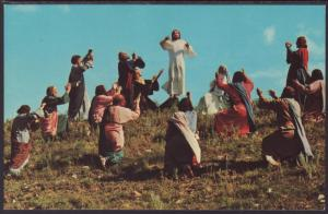 The Ascension,Black Hills Passion Play Postcard