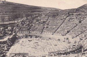 ATHENS, Greece, 1900-1910s; Theatre Of Diohysos