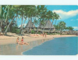Pre-1980 NICE VIEW Yanuca Island - Coral Coast Fiji i3952
