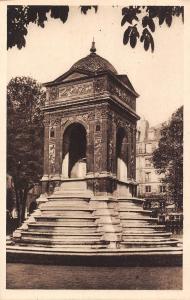 France Paris La Fontaine des Innocents The Innocents Fountain