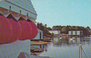 Maine Boothbay Harbor Region