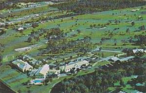 Golf Course , Plantation Inn , Crystal River , Florida , PU-1980