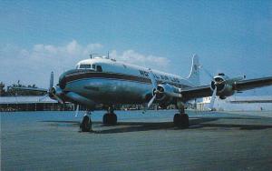Royal Air Lao Douglas DC-4 Saigon 1970