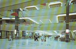 Pennsylvania Pittsburgh Interior View Of Greater Pittsburgh Airport
