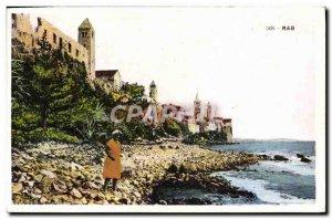 Old Postcard Rab