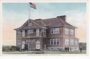 Massachusetts Cape Cod Hyannis Barnstable High School
