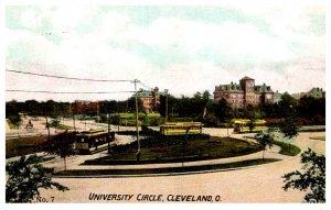 Illinois Cleveland University Circle , Trolleys