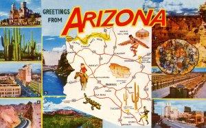 AZ - Greetings from Arizona