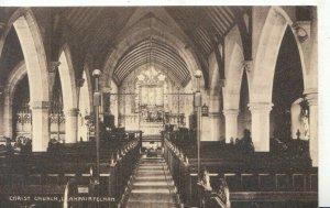 Wales Postcard - Christ Church - Llanfairfechan - Caernarvonshire - Ref TZ2168