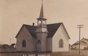 RP: BELMONT, Kansas, PU-1910; M. E. Church