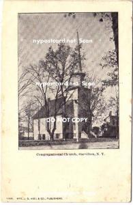Congregational Church, Eaton NY