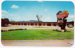Redwood Motel, Lacrosse Wis