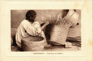 CPA Tananarive- Fabricants de Sobikes MADAGASCAR (819271)