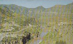 Arizona Sait River Canyon
