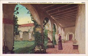 California San Juan Capistrano Mission San Juan Capistrano Founded 1776 South...