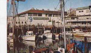 California San Francisco Fishermans Wharf And Tourist Terminal