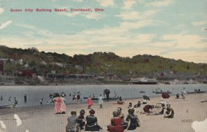 Cincinnati - OH - QUEEN CITY BATHING BEACH 1900s