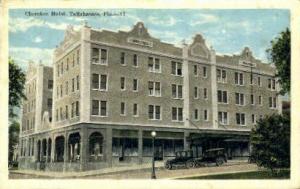Cherokee Hotel Tallahassee FL 1941