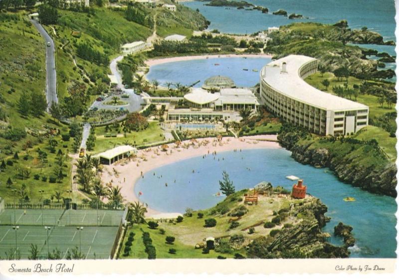 Sonesta Beach Hotel Southampton Bermuda