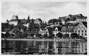 Meersburg Bodensee Gesamtansicht Lake General view Castle Chateau