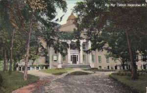 HAGERSTOWN, Maryland, PU-1908; Kee Mar College