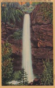 Oregon Columbia River Highway Latourelle Falls Curteich