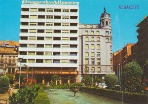POSTAL 62854 : Albacete. Plaza del Castillo. España
