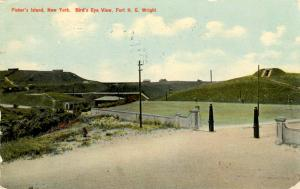 NY - Fisher's Island. Fort H. G. Wright