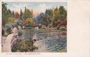 In East Lake Park Los Angeles California