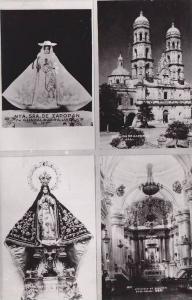 RP; 4-Views, Basilica de Zapopan, Guadalajara, Jalisco, Mexico, 10-20s