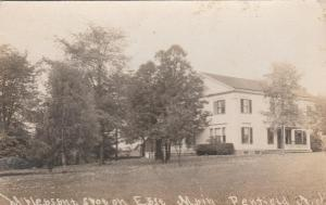 RPPC A Pleasant Place on East Main Street - Penfield NY, New York - pm 1907