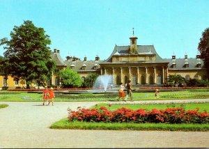 Germany Dresden Neues Palais