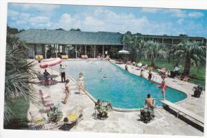 Bellemont Motor Hotel Swimming Pool , BATON ROUGE , Louisiana , 40-60s