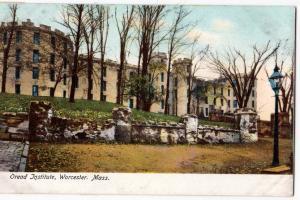 Oread Institute, Worcester MA