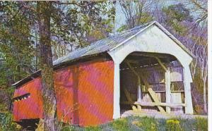 Perry County Covered Bridge #6 Somerset Ohio