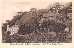 Palacio Monserrate Cintra Unused