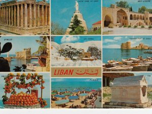 LIBAN , 1973