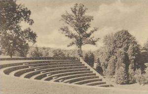 New Jersey Convent Station The Greek Theatre College Of St Elizbeth Albertype