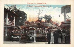 LP61   Palisades Amusement Park  New Jersey  Virginia Reel Ride