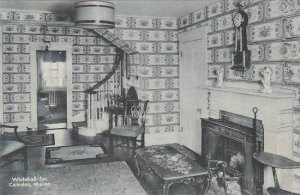 Maine Camden Whitehall Inn Albertype