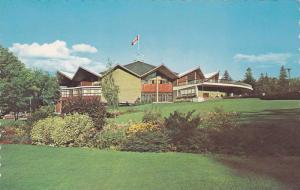 Exterior,  The Festival Theatre,  Stratford,  Ontario,  Canada,  PU_1966