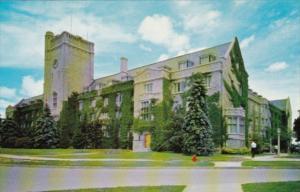 Canada Administrative Building Guelph University Guelph Ontario