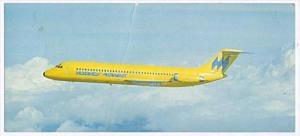 HUGHES AIRWEST DC-9 Jet, 1970s