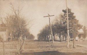 RP: MERIDEN , Ohio , 1908 ; Street View