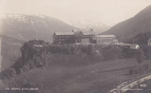 RP: Hotel Stalheim , Norway , 1910-20s