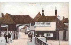 Kent Postcard - Sandwich - Ref 3784A