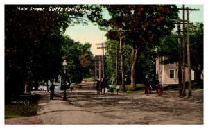 New Hampshire Goffs Falls , Main street